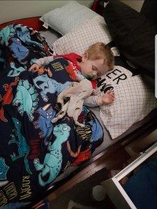 proud parenting bedtime