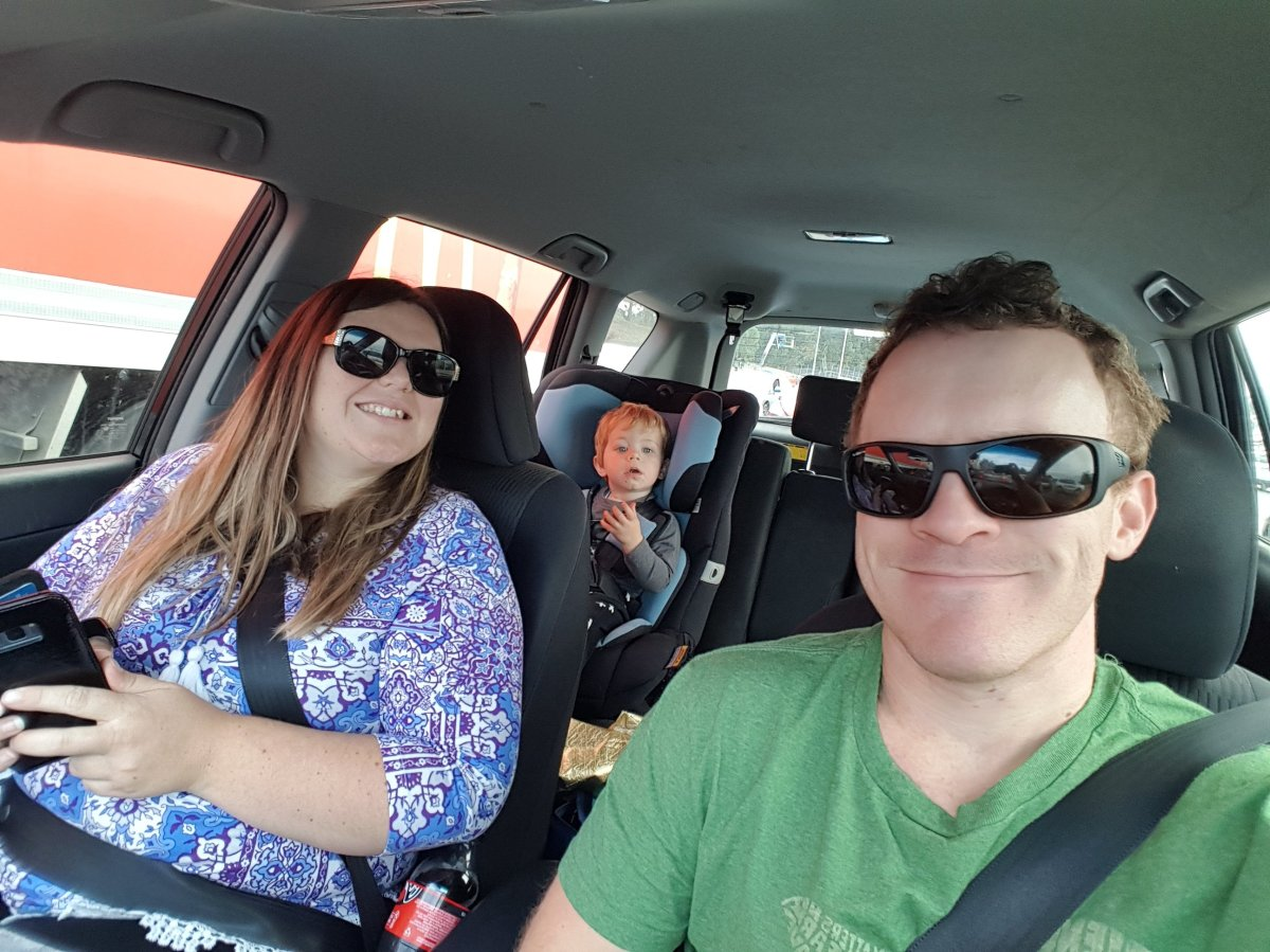 Long Weekend Family Roadtrip