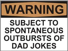 1/8/18 – Dad Joke of theDay