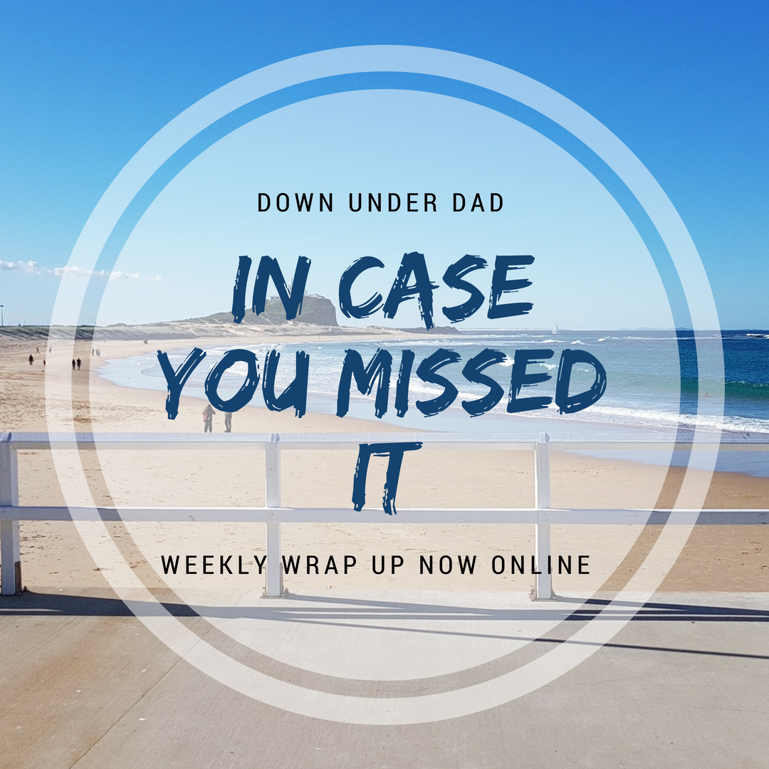 Weekly Wrap Up – Monday 6thAugust